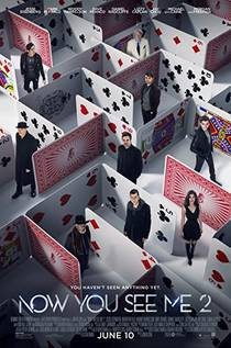 Picture of a movie: Now You See Me 2