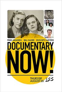 Picture of a TV show: Documentary Now!