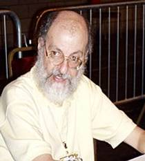 Picture of an author: Harry Turtledove