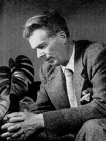 Picture of an author: Aldous Huxley