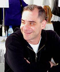 Picture of an author: David Rakoff