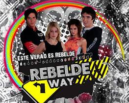 Picture of a TV show: Rebelde Way