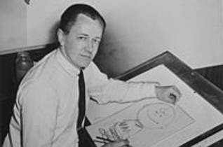 Picture of an author: Charles M. Schulz
