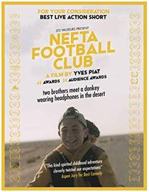 Picture of a movie: Nefta Football Club