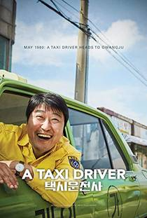 Picture of a movie: A Taxi Driver