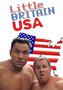 Picture of a TV show: Little Britain Usa