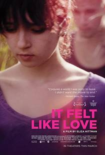Picture of a movie: It Felt Like Love