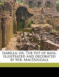 Picture of a book: Isabella; Or, the Pot of Basil