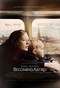 Picture of a movie: Becoming Astrid