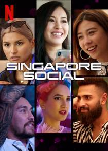 Picture of a TV show: Singapore Social