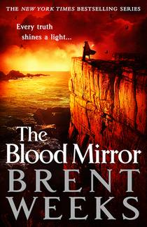 Picture of a book: The Blood Mirror
