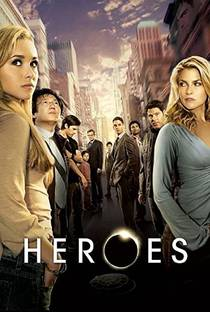 Picture of a TV show: Heroes