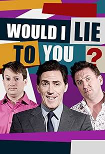 Picture of a TV show: Would I Lie To You?