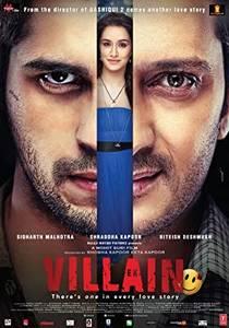 Picture of a movie: Ek Villain