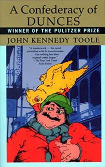 Picture of a book: A Confederacy Of Dunces