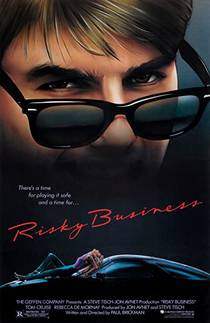 Picture of a movie: Risky Business