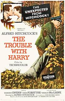 Picture of a movie: The Trouble With Harry