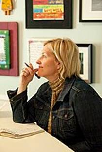 Picture of an author: Brené Brown
