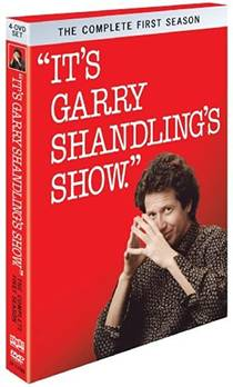 Picture of a TV show: It's Garry Shandling's Show.
