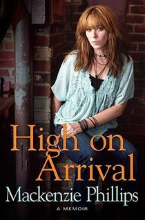 Picture of a book: High On Arrival