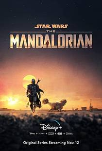 Picture of a TV show: The Mandalorian