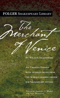 Picture of a book: The Merchant Of Venice
