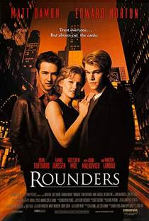 Picture of a movie: Rounders