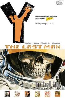 Picture of a book: Y: The Last Man, Vol. 3: One Small Step