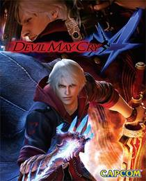 Picture of a game: Devil May Cry 4