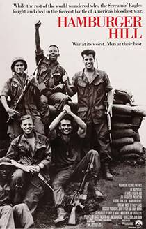 Picture of a movie: Hamburger Hill