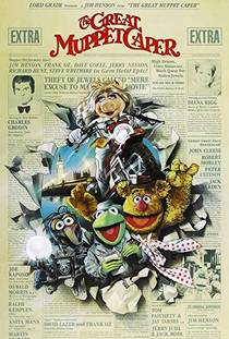 Picture of a movie: The Great Muppet Caper