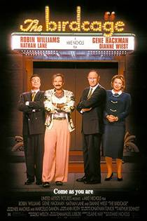Picture of a movie: The Birdcage