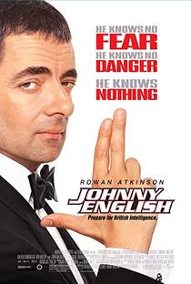 Picture of a movie: Johnny English