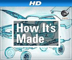 Picture of a TV show: How It's Made