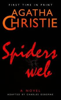 Picture of a book: Spider's Web