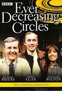 Picture of a TV show: Ever Decreasing Circles