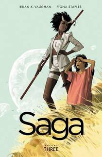Picture of a book: Saga, Vol. 3