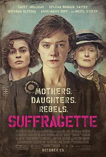 Picture of a movie: Suffragette