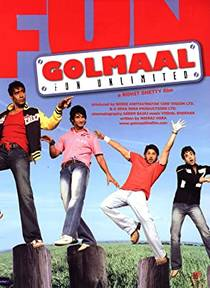 Picture of a movie: Golmaal: Fun Unlimited