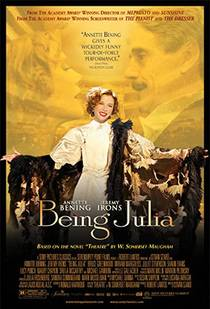 Picture of a movie: Being Julia