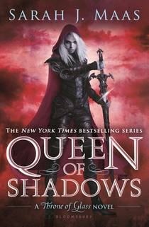 Picture of a book: Queen Of Shadows