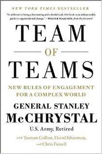 Picture of a book: Team of Teams: New Rules of Engagement for a Complex World