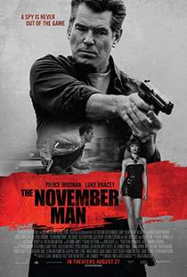 Picture of a movie: The November Man