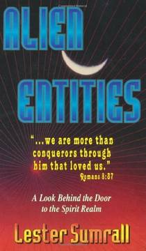 Picture of a book: Alien Entities