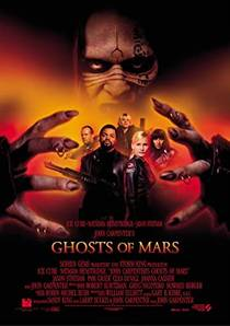 Picture of a movie: Ghosts Of Mars