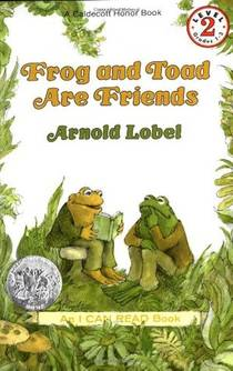 Picture of a book: Frog And Toad Are Friends