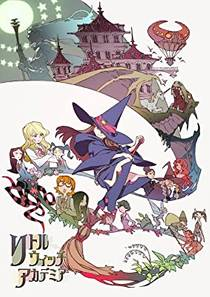 Picture of a movie: Little Witch Academia