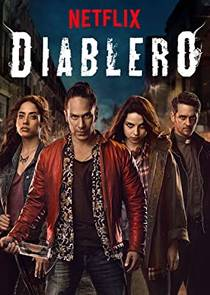 Picture of a TV show: Diablero