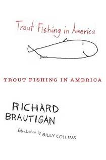 Picture of a book: Trout Fishing In America