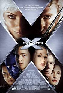 Picture of a movie: X2: X-Men United